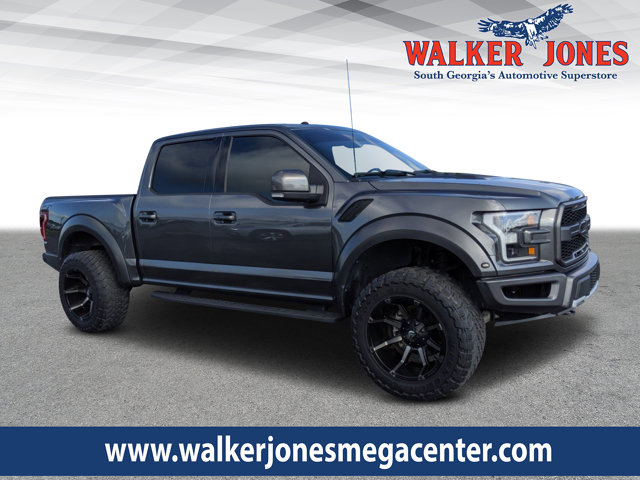 Used 2018 Ford F-150 in Waycross, GA