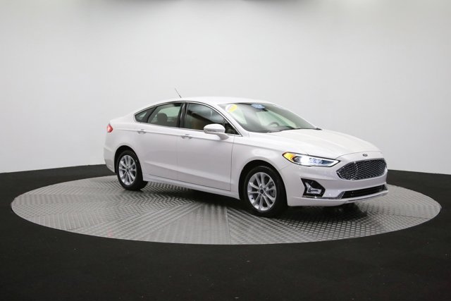 2019 Ford Fusion Energi for sale 123519 44