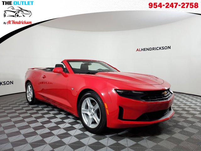 Used 2019 Chevrolet Camaro in Coconut Creek, FL