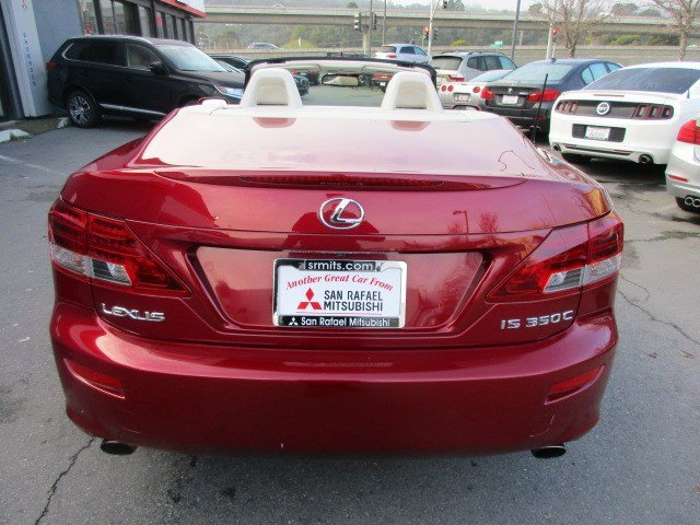 Photo 29 of this used 2010 Lexus IS 350C vehicle for sale in San Rafael, CA 94901