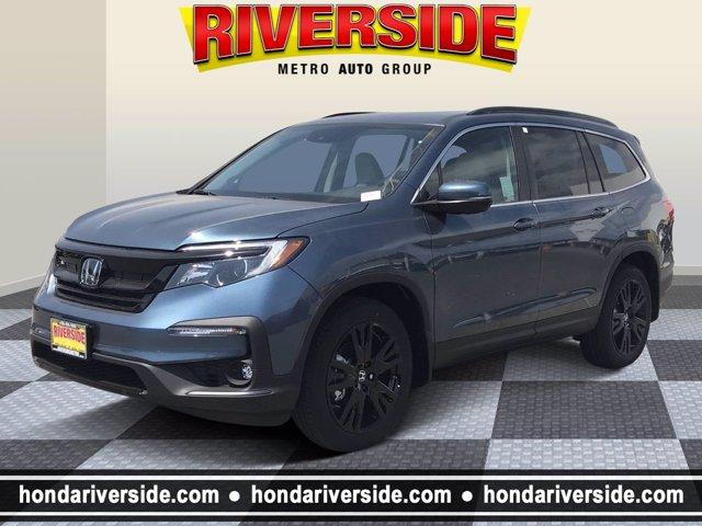 2021 Honda Pilot Special Edition Special Edition 2WD Regular Unleaded V-6 3.5 L/212 [6]