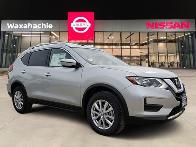 New 2020 Nissan Rogue in Waxahachie, TX