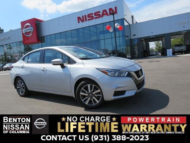 New 2020 Nissan Versa in Columbia, TN
