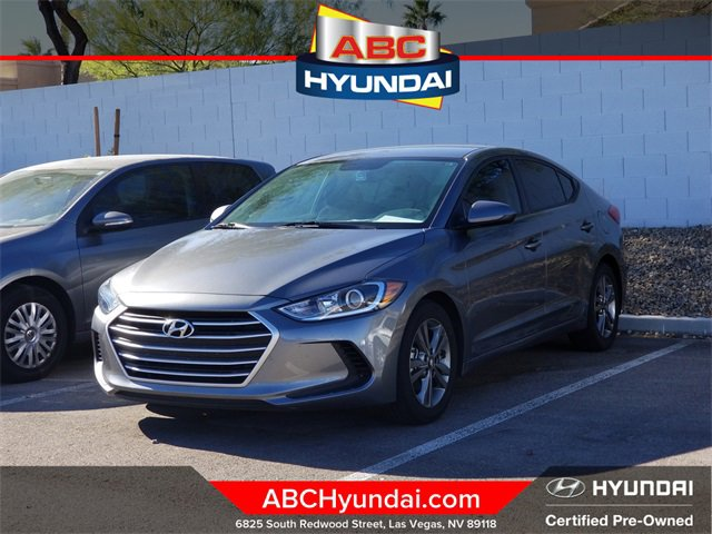 2018 Hyundai Elantra SEL SEL 2.0L Auto (Alabama) Regular Unleaded I-4 2.0 L/122 [12]