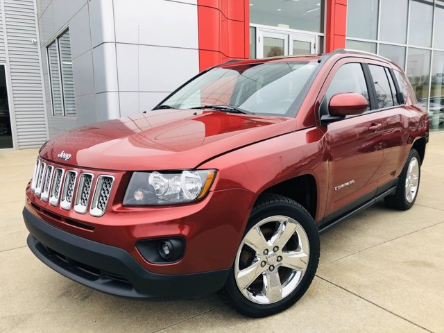 Used 2015 Jeep Compass in Jackson, MI