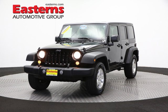 2016 Jeep Wrangler Unlimited 124726 0