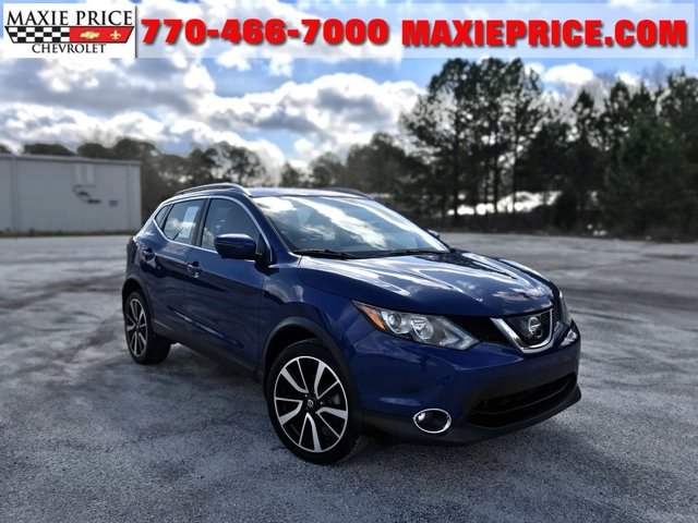 Used 2018 Nissan Rogue Sport in Loganville, GA