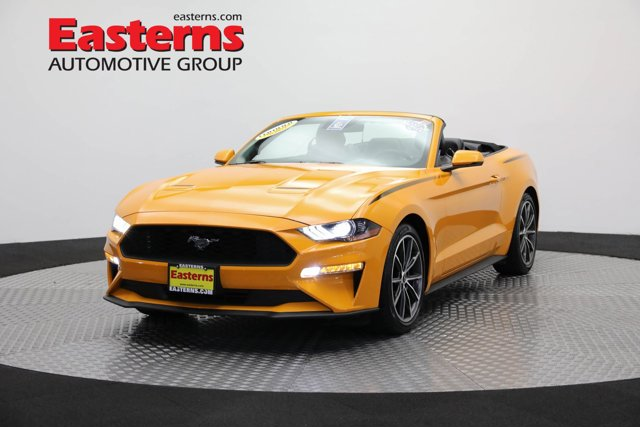 2019 Ford Mustang for sale 125374 0