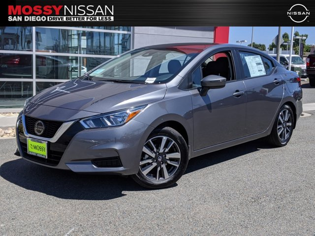 2020 Nissan Versa Sedan SV SV CVT Regular Unleaded I-4 1.6 L/98 [12]