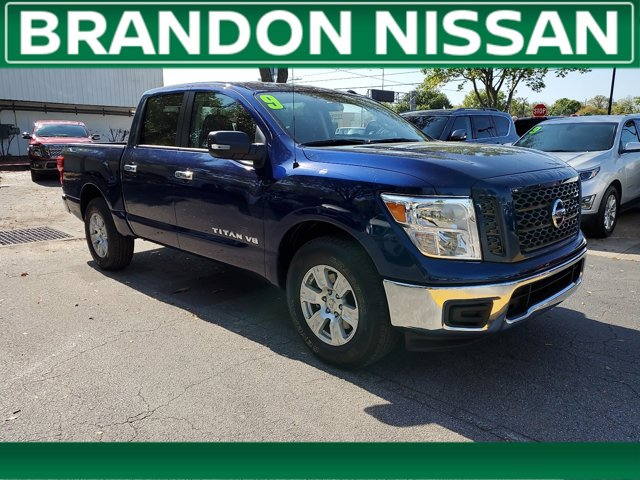 Used 2019 Nissan Titan in Tampa, FL