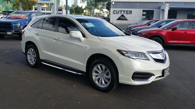 Used 2017 Acura RDX in Honolulu, Pearl City, Waipahu, HI