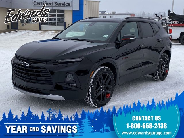 2021 Chevrolet Blazer LT AWD 4dr LT Gas V6 3.6L/ [18]