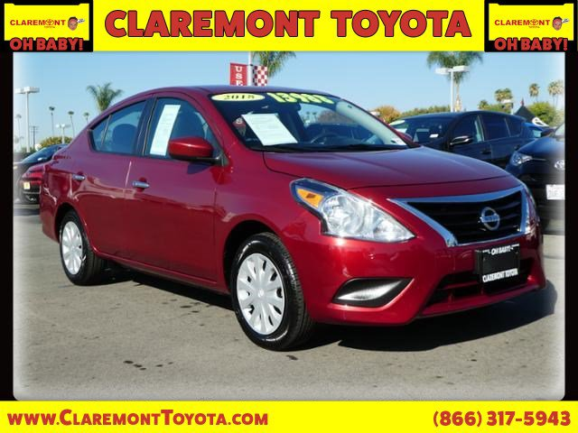 Used 2018 Nissan Versa in Claremont, CA