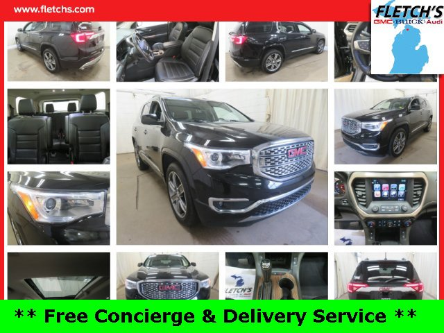 Used 2017 GMC Acadia in Petoskey, MI