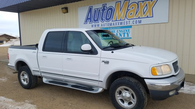 Used 2001 Ford F-150 SuperCrew in Aberdeen, SD