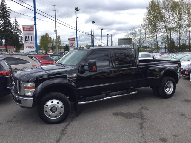 Used 2008 Ford Super Duty F-450 DRW 4WD Crew Cab 172 Lariat