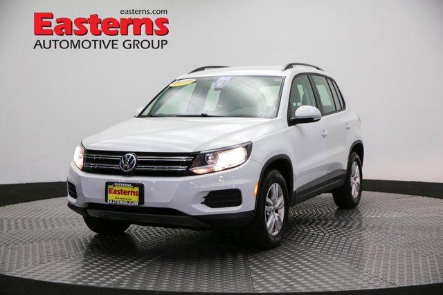 2017 Volkswagen Tiguan for sale 124552 0