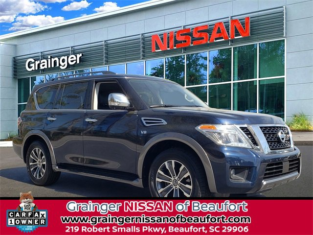 Used 2019 Nissan Armada in Beaufort, SC