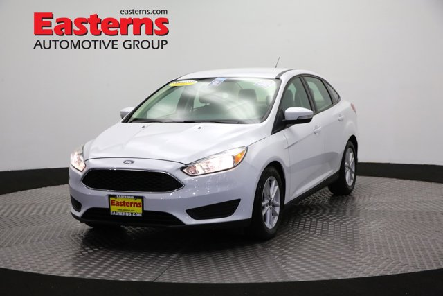 2016 Ford Focus SE 4dr Car