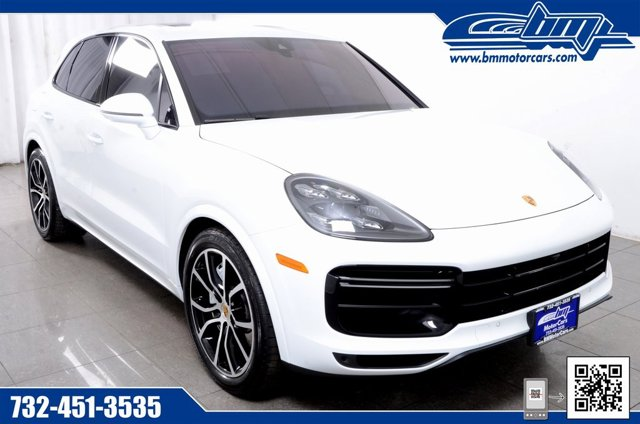 2019 Porsche Cayenne Turbo Turbocharged All Wheel Drive Air Suspension Activ
