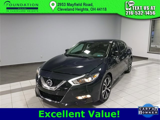 Used 2017 Nissan Maxima in Cleveland Heights, OH