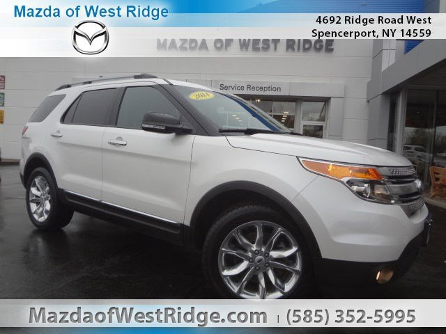 2014 Ford Explorer at Transitowne Resale Center of Amherst
