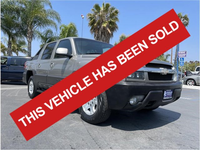 2003 Chevrolet Avalanche Z06  AUTOMATIC  1OWNER  SUPER CLEAN