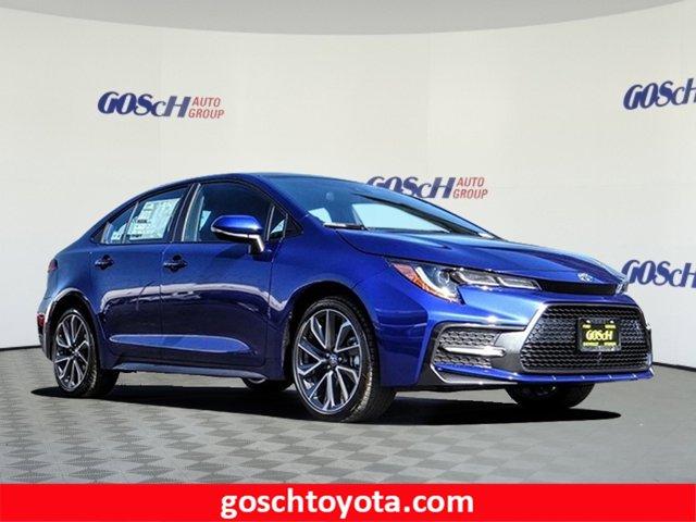 New 2020 Toyota Corolla in Hemet, CA