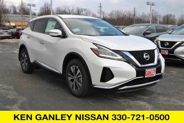 New 2020 Nissan Murano in Medina, OH