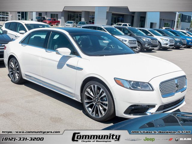 New 2019 Lincoln Continental in Bloomington, IN