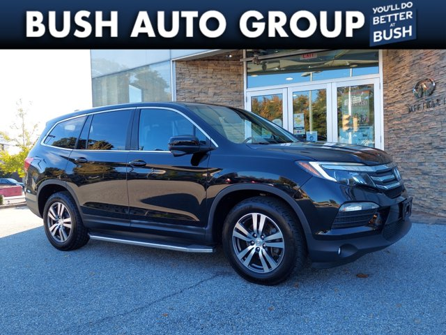 2017 Honda Pilot EX-L EX-L AWD Regular Unleaded V-6 3.5 L/212 [1]