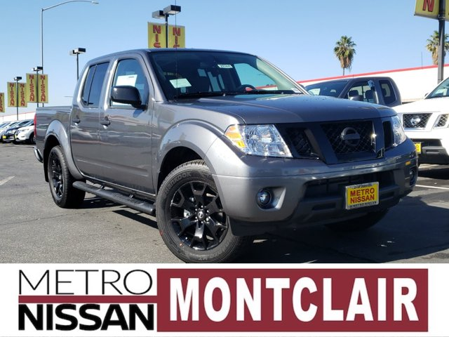 2020 Nissan Frontier SV Crew Cab 4x2 SV Auto Regular Unleaded V-6 3.8 L/231 [13]
