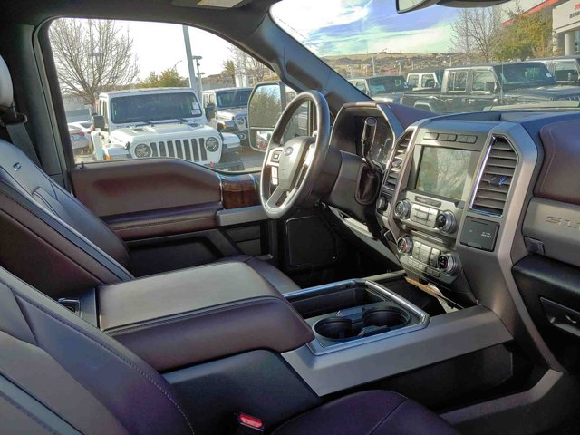 Used 2017 Ford F-250