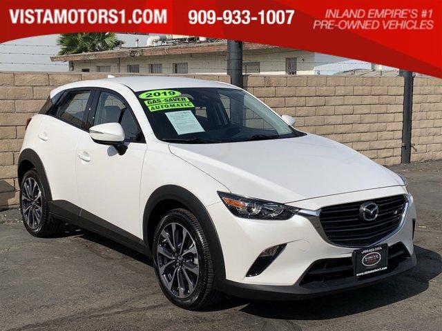 2019 Mazda CX-3 Touring 4D Sport Utility 4-Cyl SKYACTIV-G 2.0L