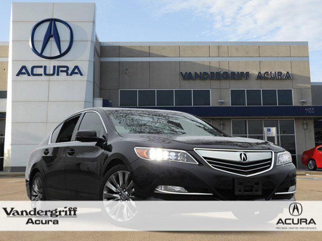 Used 2017 Acura RLX in , TX