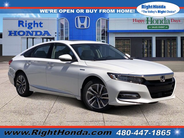 2020 Honda Accord Hybrid Touring Touring Sedan Gas/Electric I-4 2.0 L/122 [5]