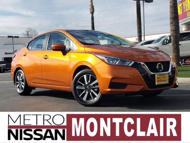2021 Nissan Versa SV SV CVT Regular Unleaded I-4 1.6 L/98 [18]