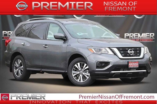 New 2020 Nissan Pathfinder in FREMONT, CA