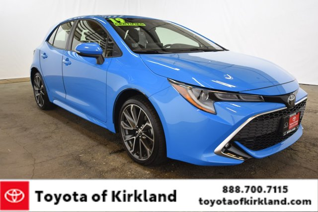 Used 2019 Toyota Corolla Hatchback in , OR