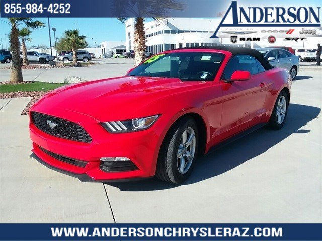 2015 Ford Mustang V6 photo