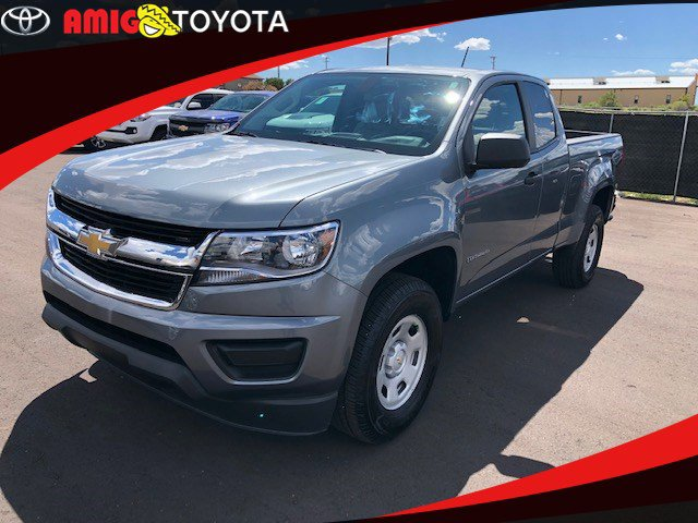 Used 2019 Chevrolet Colorado in Gallup, NM