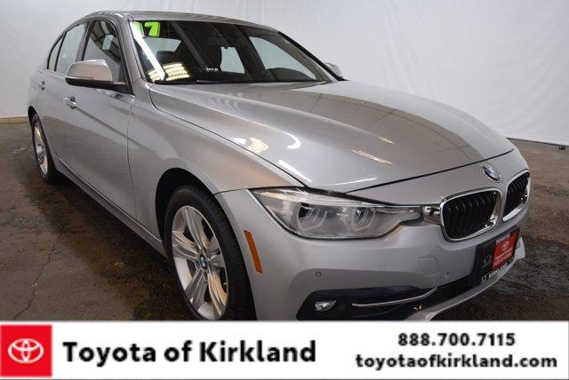 Used 2017 BMW 3 Series in Kirkland, WA