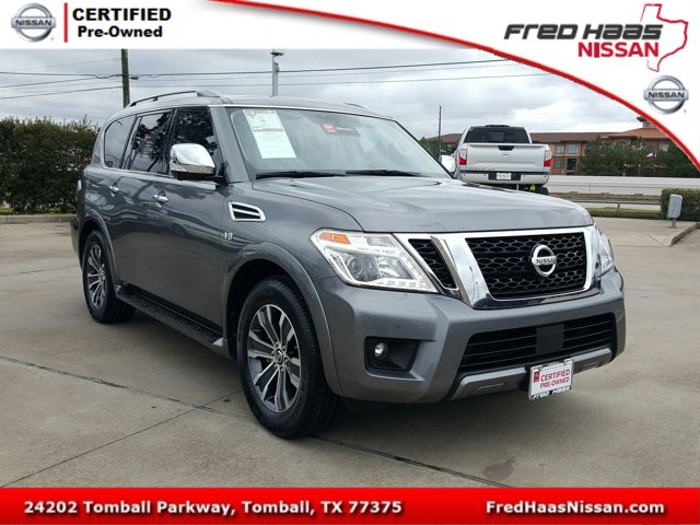 Used 2019 Nissan Armada in Tomball, TX