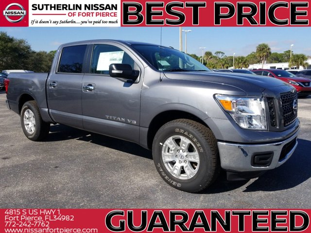 New 2019 Nissan Titan in Fort Pierce, FL
