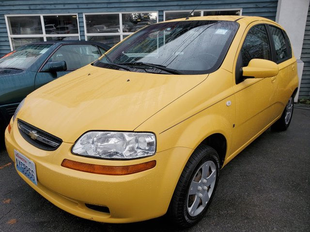 Used 2008 Chevrolet Aveo 5dr HB LS