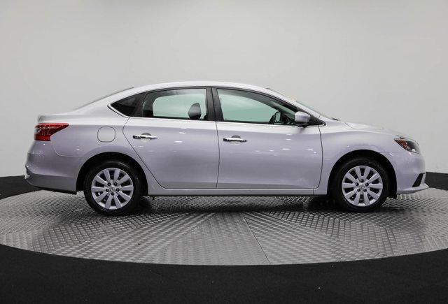 2018 Nissan Sentra for sale 124700 3