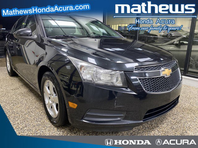 Used 2011 Chevrolet Cruze in Marion, OH
