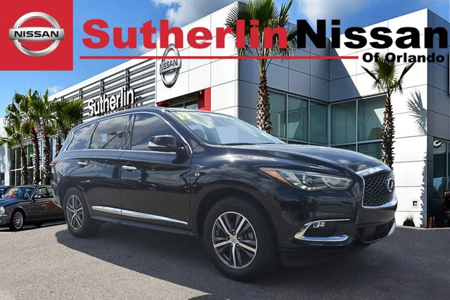 Used 2017 INFINITI QX60 in Orlando, FL