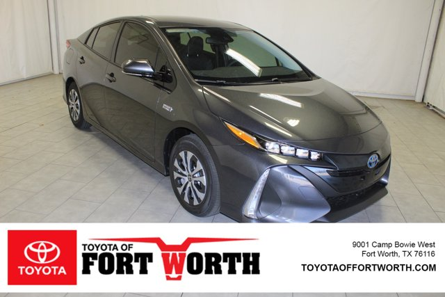New 2020 Toyota Prius Prime in Fort Worth, TX