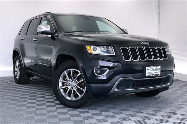 Used 2015 Jeep Grand Cherokee in San Diego, CA